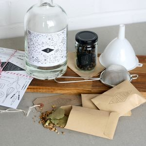 Make Your Own Gin Kit Introductory Trio - what's new