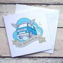 Personalised Campervan Card Split/Bay/T25