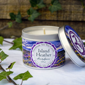 Island Heather Candle