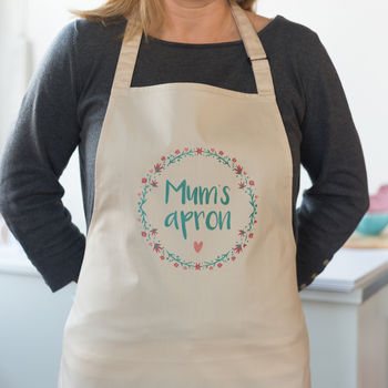 Mum's Apron, Personalised