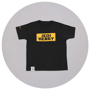 Personalised Boxed Jedi T Shirt