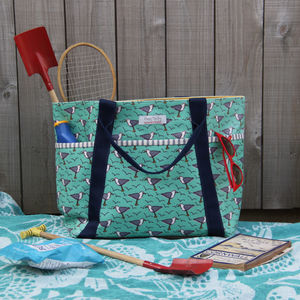 Seagull Beach Bag