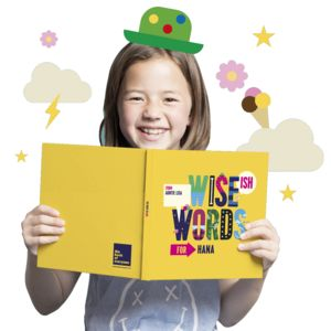 Wise Ish Words A Personalised Kids Book Original Theme - educational toys
