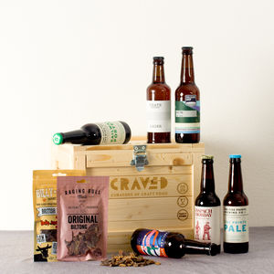 Monthly Beer And Jerky Club - gifts for him