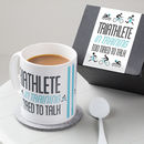 Ironman/Triathlete Mug Gift