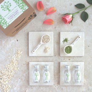 Make Your Own Matcha Tea Face Mask Kit - skin care