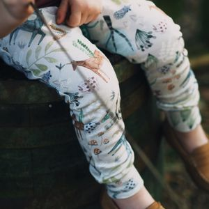 Winged Unicorn Organic Leggings