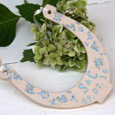 Ceramic Wedding Horseshoe