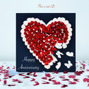 Anniversary Love Card, Butterfly Anniversary Card