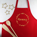 Mother's Day Ladies Apron For Mum