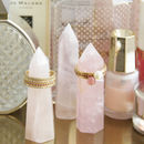 Rose Quartz Ring Holder