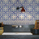 Delft Kitchen Walls Backsplash Wallpaper