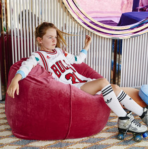 Velvet Bean Bag - gifts for children