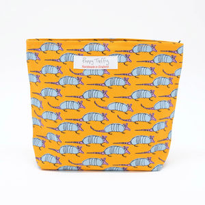 Armadillo Big Make Up Bag