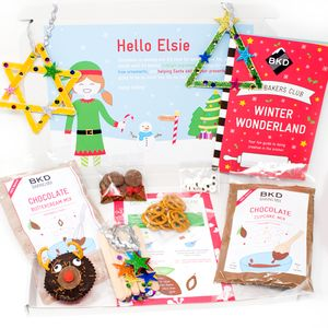 Three Months Children's Baking And Craft Subscription