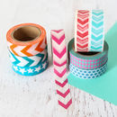 Geometric Patterned Washi Tape