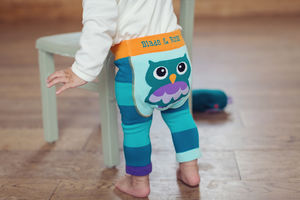 Oheo Owl Leggings - clothing