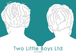 Two Little Boys Logo