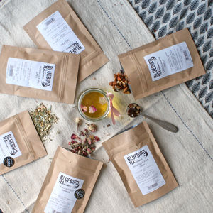 'Just Add Gin' Tea Infusion Kit - spirits & cocktails