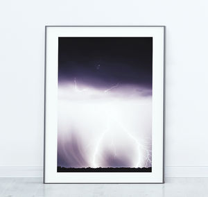 Lightning Stylish Scandinavian Print