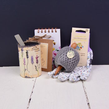 Grow Your Own Lavender Garden Gift