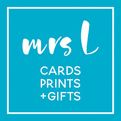 mrs L cards