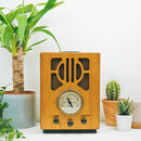 Steepletone Old Style Radio With Amazon Alexa
