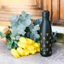 All Black Bee Stainless Steel Bottle