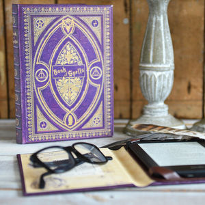 Book Of Spells Hp Inspired Kindle Or Tablet Case - gifts for teenagers