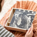 Personalised Wedding Photograph Keepsake Box