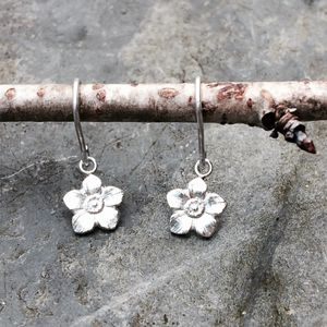 Blossom Earrings - personalised