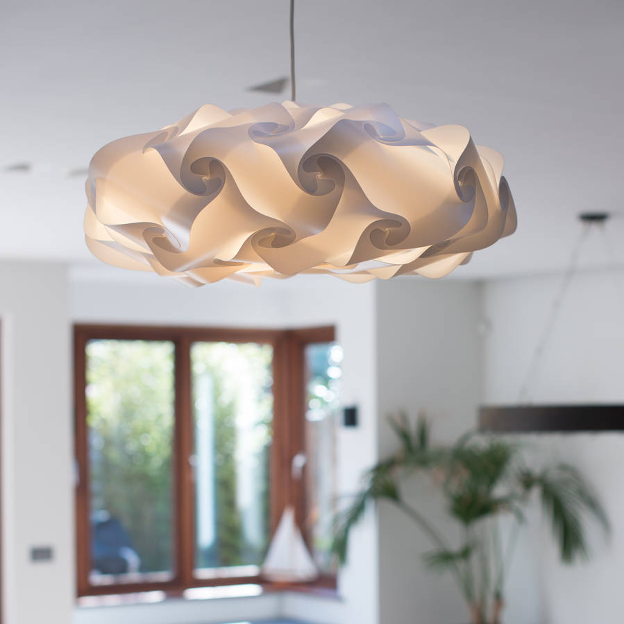 Smarty lamps topingo ceiling pendant lampshade by smart deco smarty lamps topingo ceiling pendant lampshade mozeypictures Gallery