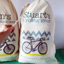 Personalised Cycling Storage Bag - 50x75 sack