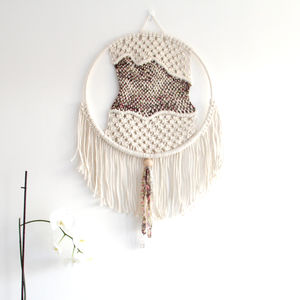 Autumn Dreamcatcher Liberty's Fabric Limited Edition