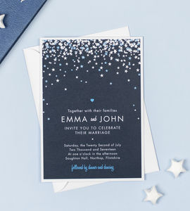 Bella Wedding Invitation - enchanted wedding trend