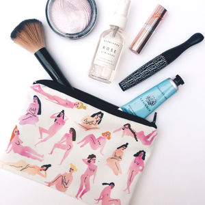 The Birthday Suit Make Up Bag