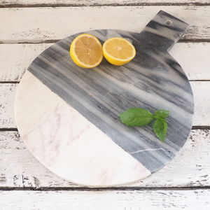 Artisan Slate And Marble Chopping Board