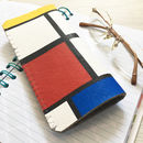 Mondrian Glasses Case