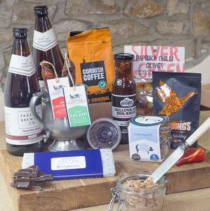 Foodie Father's Day Hamper