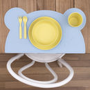 Silicone Children's Placemats For Stylish Kids Tables