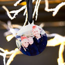 Memorable Photo Hanging Tree Decoration