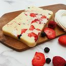 Summer Berry Eton Mess Chocolate Slab Bar