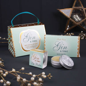 Gin And Tonic Handbag Treat - gifts for her