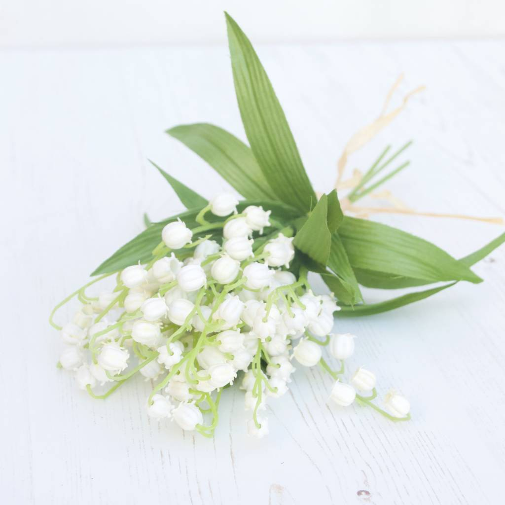 Bouquet Of Lily Of The Valley By Abigail Bryans Designs