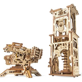 Archballista Tower Build Your Own Model By U Gears