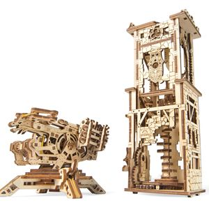 Archballista Tower Build Your Own Model By U Gears - model & craft kits