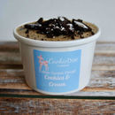 Cookies And Cream Edible Cookie Dough