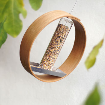 Handmade Bird Feeder, Hanging Feeder