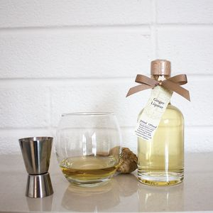 Ginger Gin Liqueur Gift Bottle - our favourite gin gifts