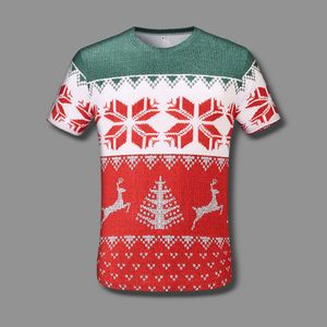 Ladies Christmas Print Running Top - women's fashion